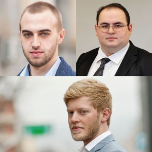 Three more experts of GVC team were awarded the status of Recognized European Valuer (REV)